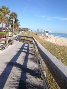 Boardwalk in Vero Beach during a run #running #endurance #scenery #thisisthelife