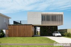 Revista Arquitetura e Construção - Diferentes fachadas para você se inspirar