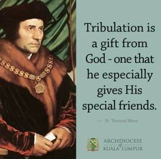 St Thomas More: