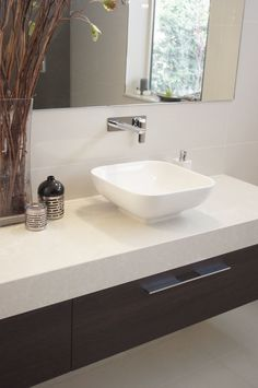 What Is Trending Now, Croydon, Classic White, High Gloss, Showroom, Bathrooms, Sink, Vanity, It Is Finished