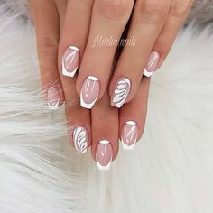 21 Classy Ways to Wear Short Coffin Nails ShortNails CoffinNails NailedIt ClassyNails NailArt NailsDesign Love Nails, Pretty Nails, My Nails, Coffin Nails Matte, Coffin Shape Nails, French Nail Designs, Nail Art Designs, Nails Design, Sand Nails