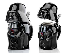 Star Wars Darth Vader Steins Hold Beer and Awesome