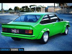 Holden Torana Hatch - via Sam Australian Muscle Cars, Aussie Muscle Cars, Holden Muscle Cars, Holden Torana, Holden Australia, Custom Muscle Cars, Old School Cars, Sweet Cars, Hot Cars