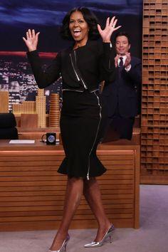 Michelle Obama: 45 of her most stylish looks - HarpersBAZAARUK