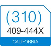 Find The 310 Area Code Phone Number That Fits Your Business. Explore Our  Large Selection