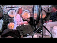 Sound Healing - Gong Bath - Sheila Whittaker, Gong Master - YouTube