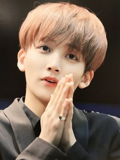 LOOK AT THIS BABYYYY  how is he the same guy with blonde hair and a deadly choker slaying my soul in Getting Closer Nct, K Pop, Jeonghan Seventeen, Seventeen Debut, Boo Seungkwan, Mingyu, Namjoon, Closer, Hani