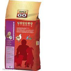 • Mac'sGO Performance 12kg Adult Hundefor Chicken Rice, Mac, Food, Arroz Con Pollo, Essen, Meals, Yemek, Eten, Poppy