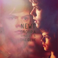 Newt. ♥ mi personaje favorito de maze runner. by Lucy | We Heart It
