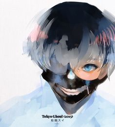 Haise - Tokyo Ghoul