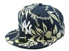 New Era NYY's 'Hibiscus' fitted.  That's what's up.