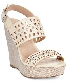 Charles by Charles David Aloof Wedge Sandals
