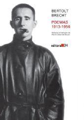 """""""Poemas 1913-1956"""", de Bertolt Brecht"""