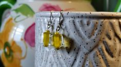 Lemon drops by ARJewelryBoutique on Etsy