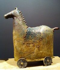 The Trojan Horse | The Mirror Obscura--a poem