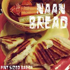 Pint Sized Baker: Naan Bread