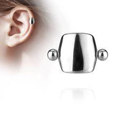 Fake Piercing Moonstone Earrings Ear Cuff No Piercing Oreille Cartilage Earring Cuff Cartilage Chain Earrings Manchette d'oreille Ear Cuffs - Custom Jewelry Ideas Helix Piercing Jewelry, Ear Piercings Helix, Fake Piercing, Moonstone Earrings, Emerald Earrings, Crystal Earrings, Ruby Jewelry, Jewelry For Her, Ear Jewelry