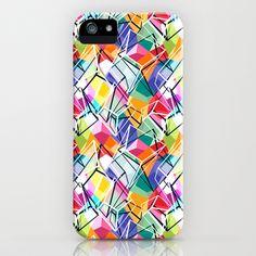 Geo Ornamentals iPhone Case
