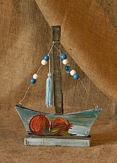 χριστουγεννιατικα καραβια κατασκευες - Google Search Xmas Crafts, Wood Crafts, Diy And Crafts, Arts And Crafts, Christmas Holidays, Christmas Decorations, Christmas Ornaments, House Ornaments, Pebble Art