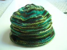 You have yarn. You have needles. You have cold ears on a blustery day. (Or you're having a bad hair day. It happens to the best of us.) How do you make a hat out of thin air, without a pattern? How...