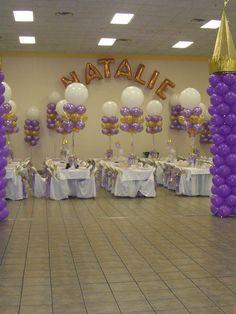 balloon decoration idea