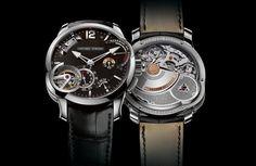 Greubel Forsey presenta su nuevo reloj Grande Sonnerie