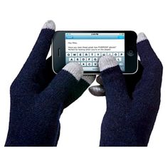 6-Pack Comfy Touch Screen Gloves - $9.99. https://www.tanga.com/deals/4d2052eb96e7/6-pack-comfy-touch-screen-gloves