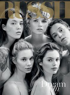 RUSSH Magazine 10 Anniversary Issue // #FashionNews