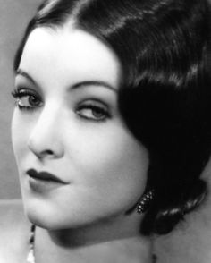 Myrna Loy - 1920's