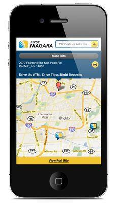 Mobile locator app