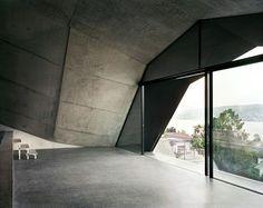 + Christian Kerez . House with a lake view . Thalwil (7)