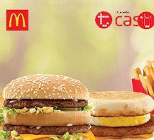 McDonalds Promo Super Heboh - Diskon 20% http://www.perutgendut.com/read/mcdonalds-promo-super-heboh-diskon-20/815 #PerutGendut #Promo #McDonalds #Telkomsel #TCash
