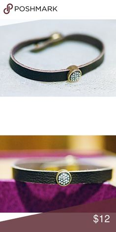 😊 Delicate Leather J. Crew Bracelet - Like New! 🛍 40-50% FLASH SALE starts NOW! Happy shopping... 20% bundles of 2 or more!                                                                    Basically new... Worn once! In great condition. Made by J. Crew. The size is adjustable on band, see pictures!   💬 BUNDLE AND SAVE 15% 💓 No reasonable offer will be refused 📬 Will ship ASAP 😃 🔛 Trades welcome! J. Crew Jewelry Bracelets