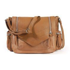 Bolso bandolera de piel Messenger Bag, Satchel, Bags, Style, Club, Fashion, Women's Handbags, Leather, Fur