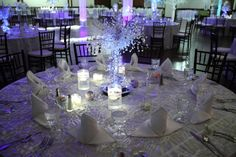 diamonds and pearls themed weddings   Crystals and Bling add Sparkle to a Winter Wedding   I Do Weddings