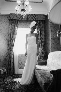 La perfecta novia años 40´s. © Azahara Fenández