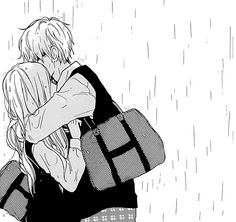 Image about love in Manga Anime by Samita on We Heart It Couple Manga, Anime Love Couple, Anime Couples Manga, Cute Anime Couples, Calin Couple, Hibi Chouchou, Photo Manga, Anime Sensual, Image Manga