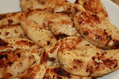 Easy Lemon Chicken. Crockpot recipe