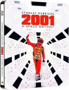 Actus Blu-Ray, D.V.D et V.O.D. du 29 mars 2015 - 2001, L'Odysée de l'Espace - Steelbook