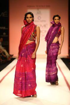 Krishna Mehta - Lakme Fashion Week Winter/Festive 2013