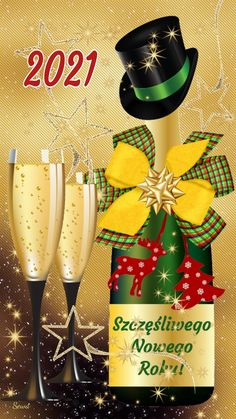 Kartka noworoczna 😃🍾❤💜🎄🎅⭐🎀🎁🍬🥂☃️🍬🥂🥂🥂🥂 Happy New Year Love, Happy New Year Images, Happy New Year Greetings, New Year Photos, Merry Christmas And Happy New Year, Christmas Fun, Happy Holidays, Happy Birthday Pictures, Baby Shop