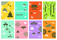 鎌倉手帖2012 Japanese Graphic Design, Graphic Design Layouts, Layout Design, Graphic Art, Design Art, Japanese Poster, Copywriter, Editorial Layout, Art Direction