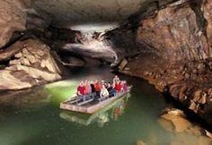 Mammoth Cave - Kentucky Caves and Caverns - Kentucky Cave Tours