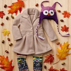 Adorable outfit for the kiddos.