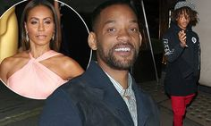 Will Smith admits his marriage has seen 'stormy days'