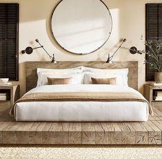 Home Bedroom, Modern Bedroom, Bedroom Furniture, Master Bedroom, Bedroom Decor, Bedrooms, Master Suite, Furniture Ideas, Furniture Design