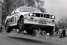 Ari Vatanen, Rally of The 1000 Lakes (1988) - Prodrive E30 M3