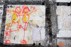 #streetart #france #ellaetpitr #ellapitr