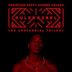 Super excited to see this finally coming to life! I think this might be the first project (outside of my own) where I got to work on both design and music. Shouts to @cs_stretchmusic, @kieladrianscott & @mrkedroe for the alley oop—great working with y'all as always. Pre-order Ruler Rebel by Christian Scott aTunde Adjuah today: https://itun.es/us/P58Uhb .  #rulerrebel #christianscott #typography #design #beats #allmos #remix #production