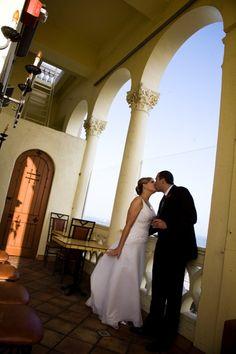 The Sky Room Long Beach California Daisy Wedding 1920